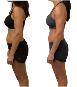 Personal Training Before and After Weight Loss Pictures